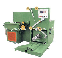 Square wire drawing machine